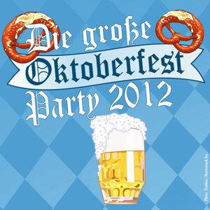 Die große Oktoberfest Party 2012