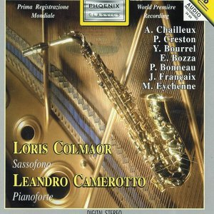 Loris Colmaor (Sassofono) & Leandro Camerotto [Pianoforte]