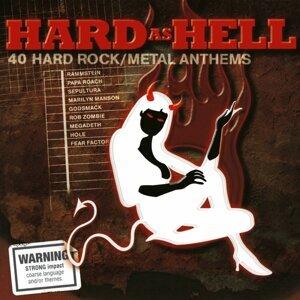 Hard as Hell - 40 Hard Rock/Metal Anthems