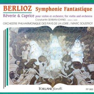 Berlioz : Symphonie fantastique - Rêverie et caprice pour violon et orchestre