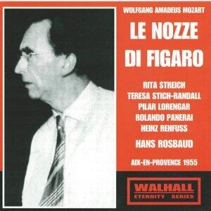 Mozart : Le nozze di Figaro (Aix en Provence 1955)