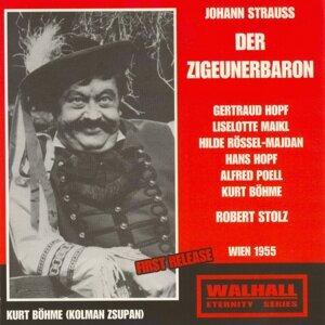 Strauss : Der Zigeunerbaron