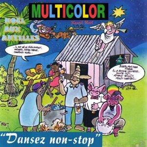 Multicolor Kantik Noel