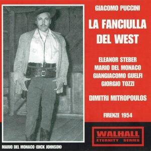 Giacomo Puccini : La fanciulla del west