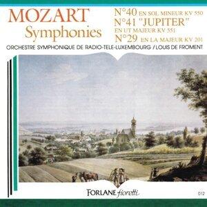 Mozart : Symphonie No. 40 - Une petite musique de nuit