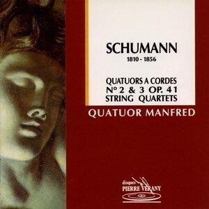 Schumann : Quatuors à cordes no. 2 & 3, op. 41