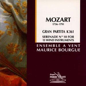 Mozart : Sérénade No. 10 Gran Partitapour 13 instruments à vent, K 361