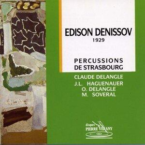 Denissov : Les percussions de Strasbourg