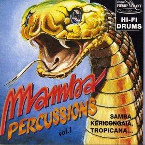 Mamba percussions, Vol. 1