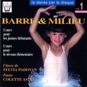 La danse par le disque Vol.1 - Barre & Milieu - Classe de S. Padovan