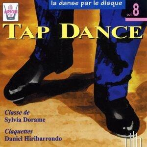La danse par le disque, vol. 8 : Tap Dance, classe de Doram矇