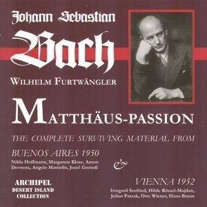 Johann Sebastian Bach : Matthäus-Passion BWV 244