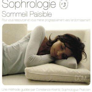 Sophrologie, vol. 3 : Sommeil paisible - Pour vous ressourcer et vous mener progressivement vers l'endormissement