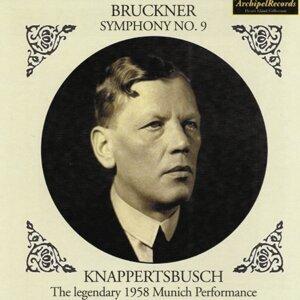 Anton Bruckner : Symphony No. 9 - Richard Wagner : Orchestral Excerpts from Götterdämmerung