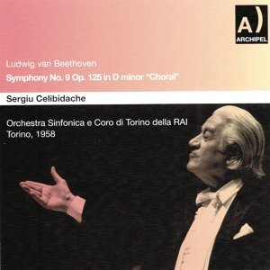 Ludwig Van Beethoven : Symphony No. 9, In D Minor, Op. 125 - Choral Par Celibidache