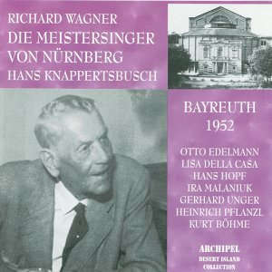 Richard Wagner: Die Meistersinger Von Nürnberg - Bayreuth 1952