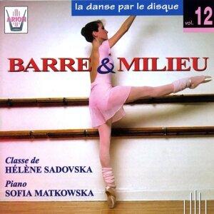 La danse par le disque, vol. 12 : Barre et milieu, Classe de Sadovska