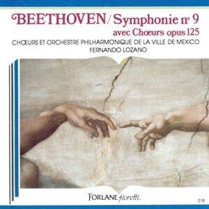 Beethoven : Symphonie No. 9 avec choeurs, Op.125