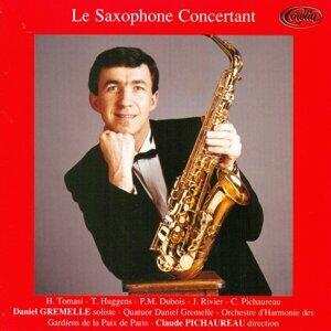 Le Saxophone Concertant