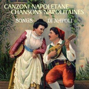 Canzoni napoletane - Chansons napolitaines - Songs di Napoli