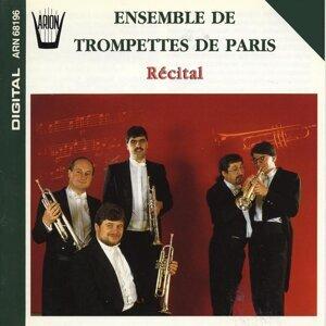 Ensemble de trompettes de Paris : Récital