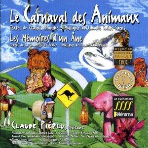 Saint-Saëns : Le Carnaval des animaux - Ladmirault : Les Mémoires d'un âne