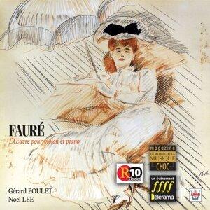 Fauré : Intégrale de l'oeuvre pour violon & piano
