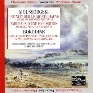 Mousorgski : Une nuit sur le mont chauve - tableaux d'une exposition borodine : Dans les steppes d'asie centrale