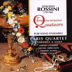 Rossini : Quatuors pour ensemble à vents