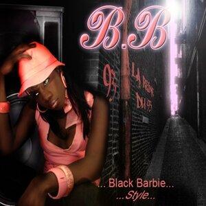 Black barbie style