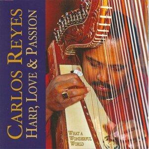 Carlos reyes - harp, love & passion