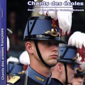 Chants des Armées françaises, vol. 5 : Chants des écoles