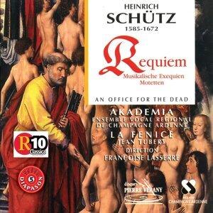 Schutz : Requiem musikalische exquien motetten