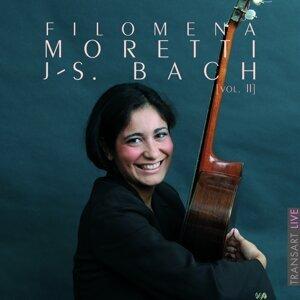 J. S. Bach, Volume II