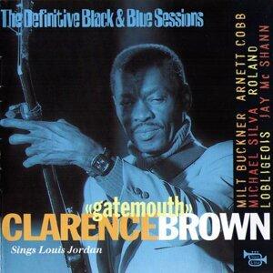 Sings Louis Jordan - The Definitive Black & Blue Sessions