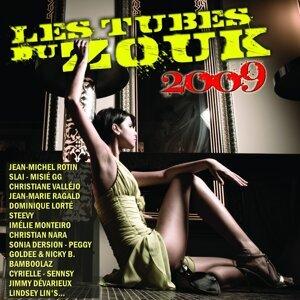 Les tubes du zouk 2009 - 17 Hits