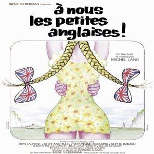 A nous les petites Anglaises (Bande originale du film de Michel Lang 1975)