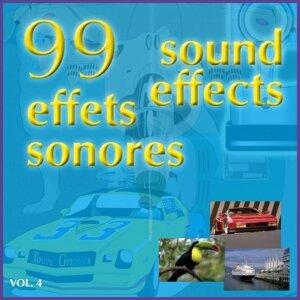 99 effets sonores, Vol. 4