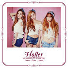 Holler–The 2nd Mini Album