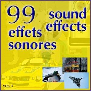 99 effets sonores, Vol. 3