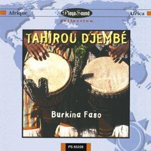 Tahirou Djembe Burkina Faso