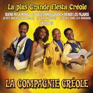 La plus grande Fiesta créole - Versiones en Español