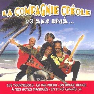 20 ans déjà... (Les vingt ans de la Compagnie Créole) - 14 Hits