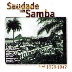 Saudade Em Samba