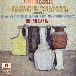 Casella : L'Opéra per Pianoforte vol.1