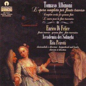 Tomaso Albinoni : L'Opera Completa per Flauto Traverso