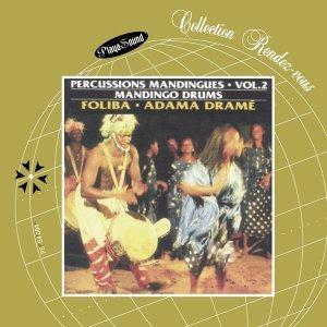 Mandingo Drums vol.2