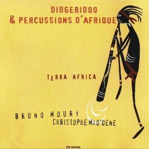 Didgeridoo & percussions d'afrique