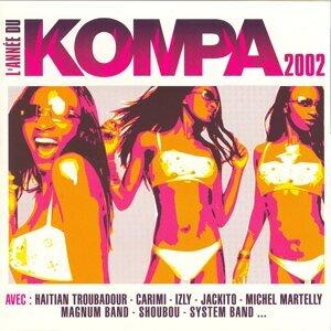 L'année du Kompa 2002 - Haïti Konpa