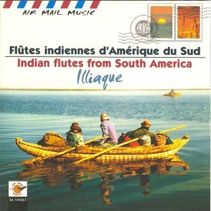 Flûtes indiennes d'Amérique du Sud - Indian flutes of South America